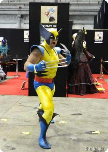 Animania Cosplay  - Wolverine Xmen