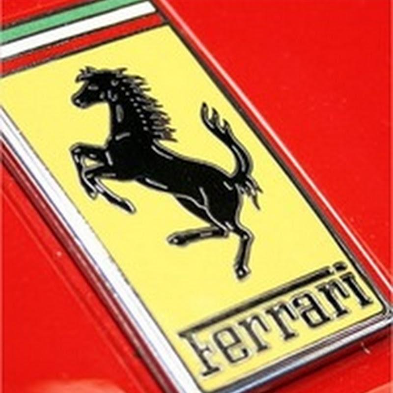 El origen del logotipo de Ferari