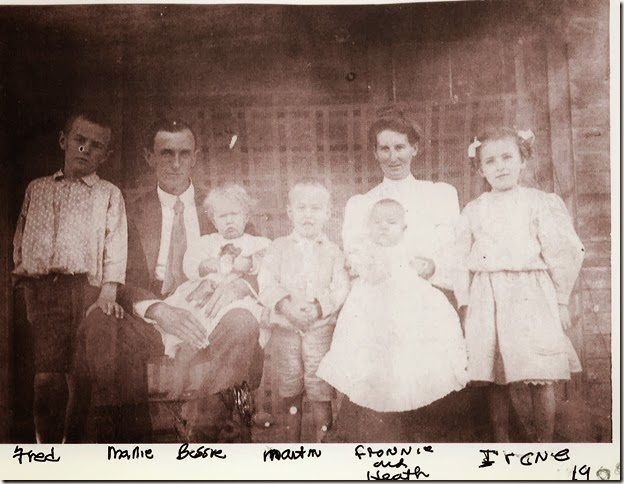 MD Hill & Family 1909.2