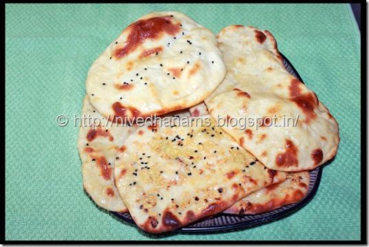 Garlic Naan - IMG_1650