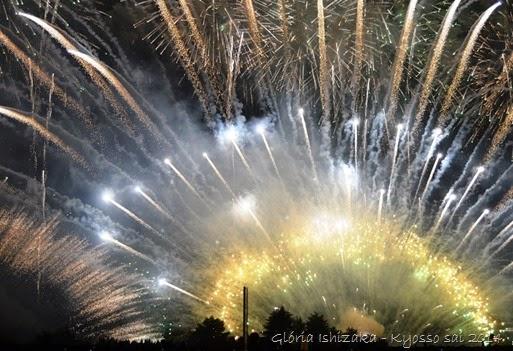 Glória Ishizaka - PL 2014 - Kyosso sai - fogos 2 a