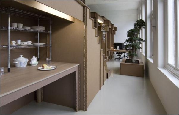 Des bureaux en carton (12)