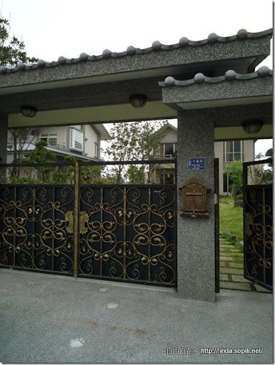 宜蘭三星樂狗堡-正門