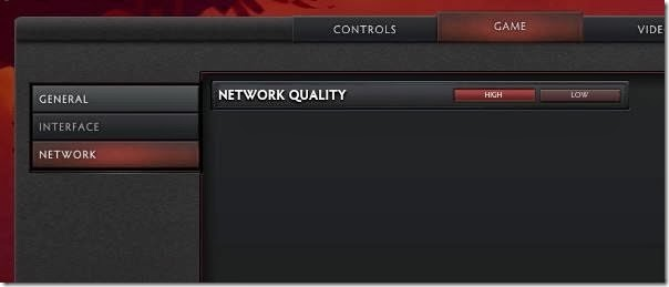 Dota 2 Network Quality
