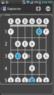 Chord! Free diagrama