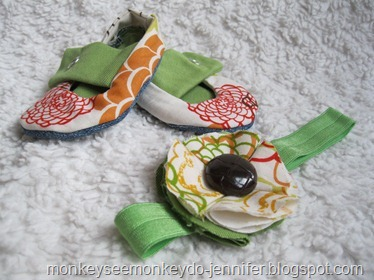 baby shoes and headband (4)