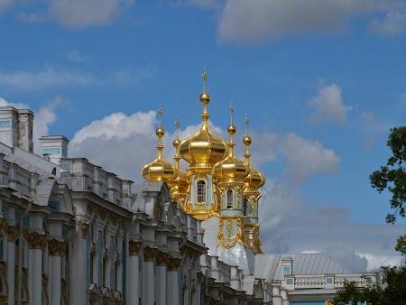 Circuit Rusia: Turle rusesti la Tsarskoe Selo