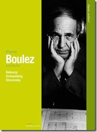 Stravinsky Consagracion Boulez BBC