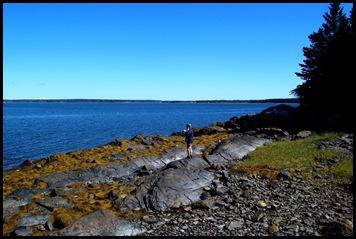 TNC hike, Pretty Marsh picnic, Bernard, Bass Harbor Light 127