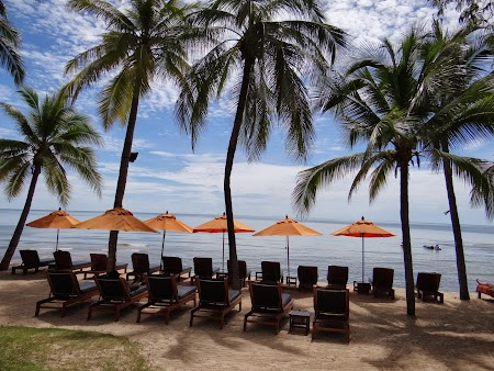 Luna de miere Thailanda: Plaja Anantara