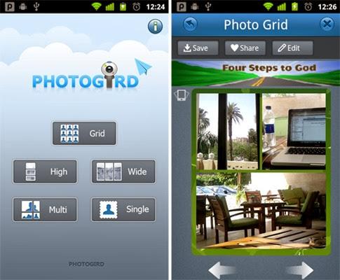 Photo Grid- los mejores collages con tus fotos de Instagram