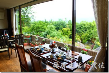 日本北九州-湯布院-彩岳館-早餐