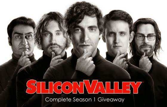 HBO Silicon Valley - season 1 giveaway and review