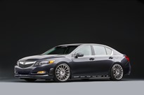 RLX VIP Sedan front