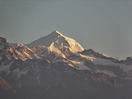 Obiective turistice Nepal: Apus de soare la Nagarkot