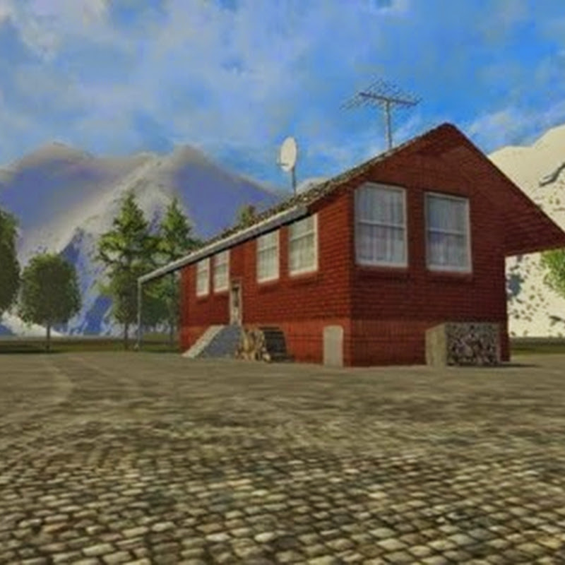 Farming simulator 2015/13 - Casa Antica Mod