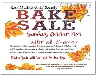 RMGS Bake Sale flyer v2 landscape