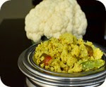 Cauliflower   Mutta Thoran 2