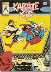 P00006 - Karate Kid v1 #6