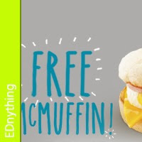 EDnything_Thumb_Mcdonalds Free McMuffin