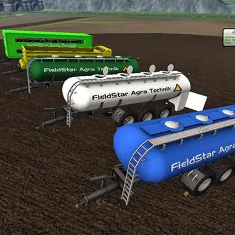 Farming simulator 2013 - Krampe Trailer Pack v 1.0 FSM Team