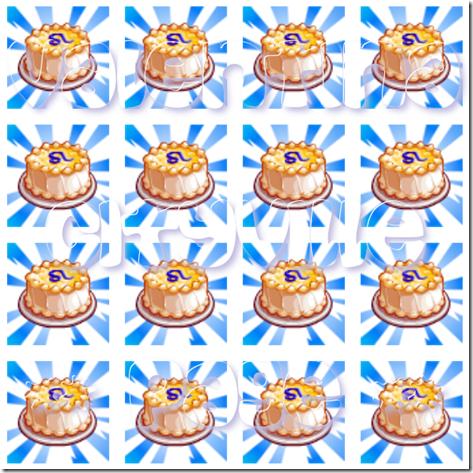 3 torte del leone
