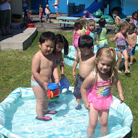 Water Play Fun!!