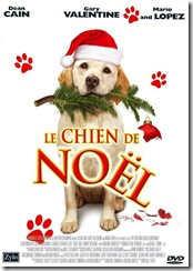 affiche-Le-Chien-de-Noel-The-Dog-Who-Saved-Christmas-Vacation-2010-1