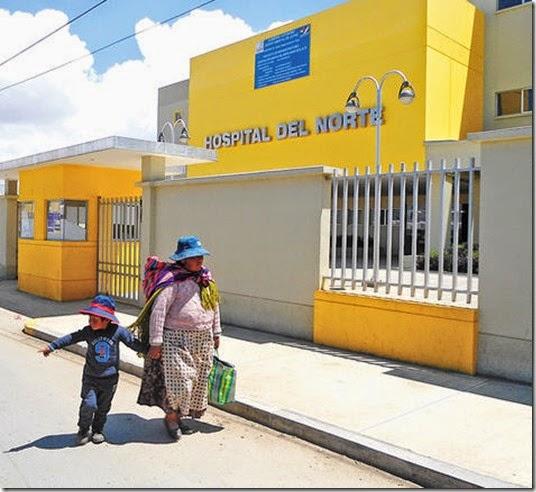 Hospitales en El Alto