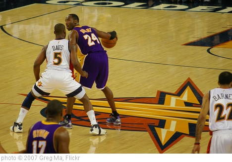 'kobe vs. bdiddy' photo (c) 2007, Greg Ma - license: http://creativecommons.org/licenses/by/2.0/