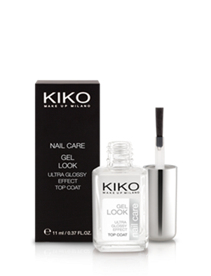 Kiko | Gel Look Ultra Glossy Effect Top Coat