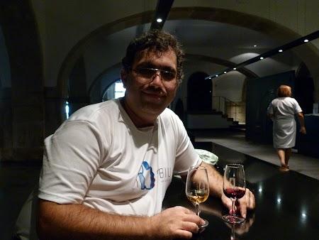 25. Degustare vin de Porto.JPG