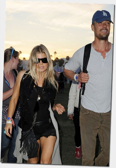Fergie husband Josh Duhamel seen enjoying 8iXDHBXSjxkl