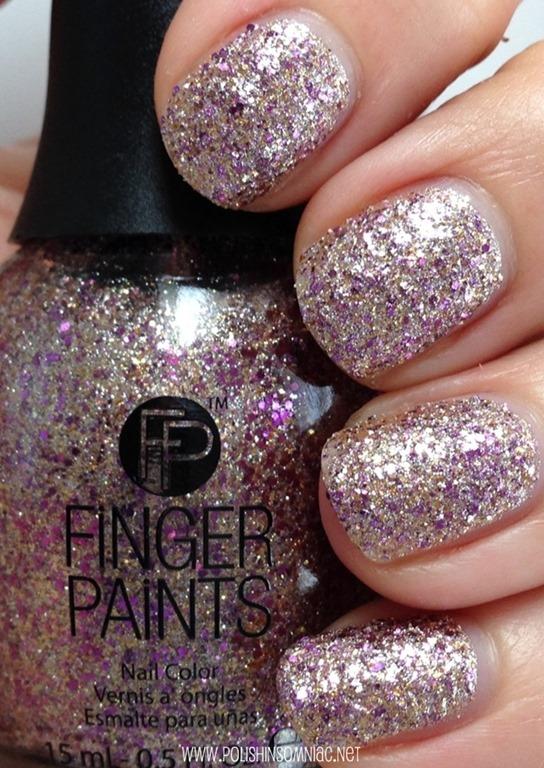 FingerPaints Stargazing Lilac