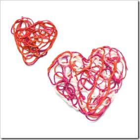valentine yarn