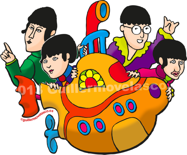 BeatlesKids color
