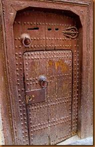 rabat, door
