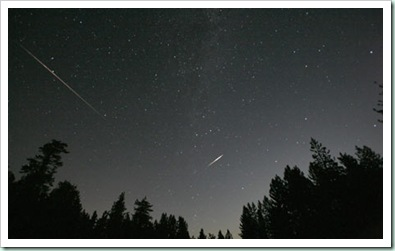 Meteors-from-the-Perseids