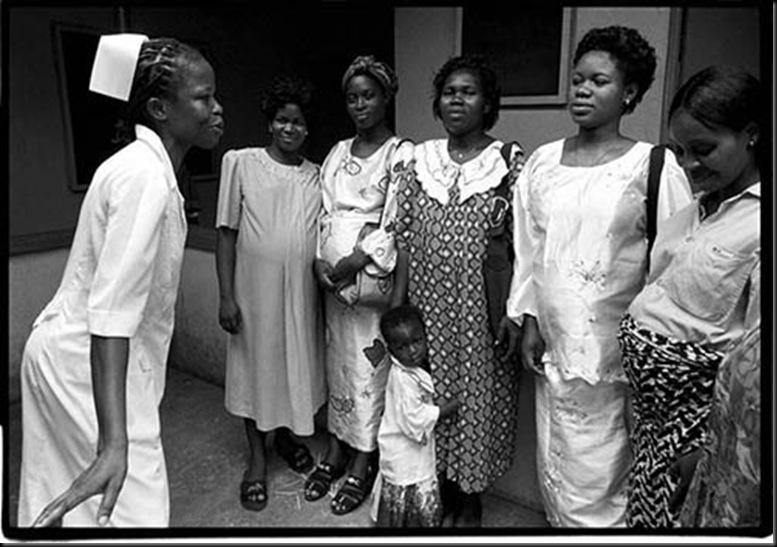 Aba, Nigeria  1999