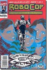 P00021 - Robocop #21