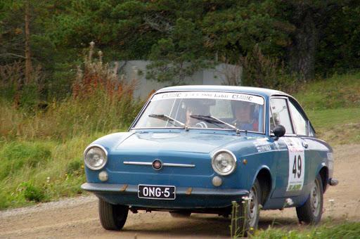 Ryynälä / Fiat 850 Coupe