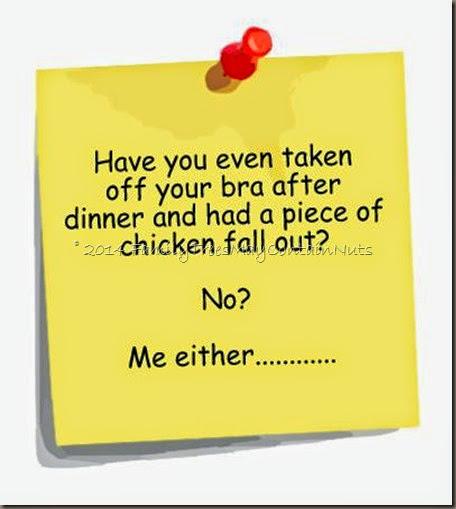 bra chicken
