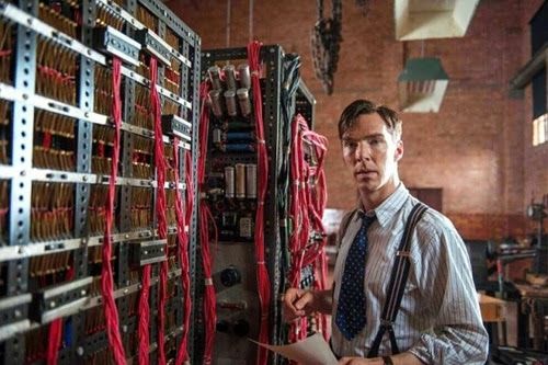 The imitation game benedict