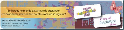 11ª BrazilScrapbookingShow-2014