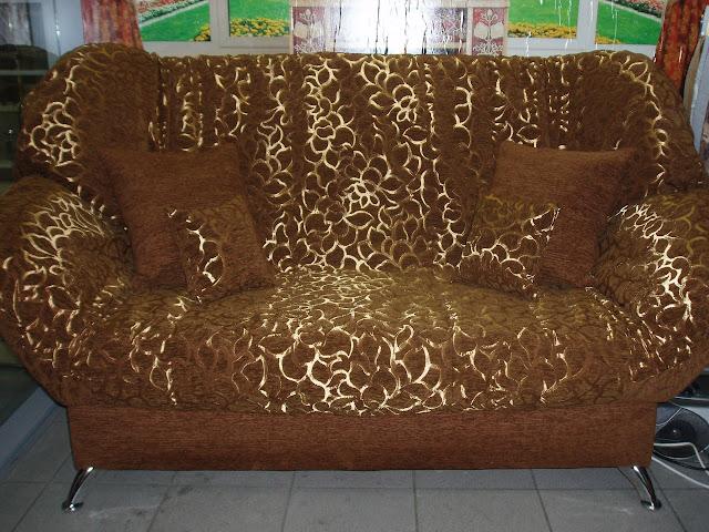 Мягкий диван клик-кляк Бриз - Джерси Шоколад
