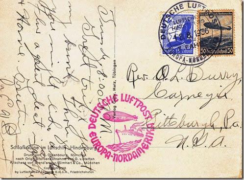 Postcard - EW Buetzow