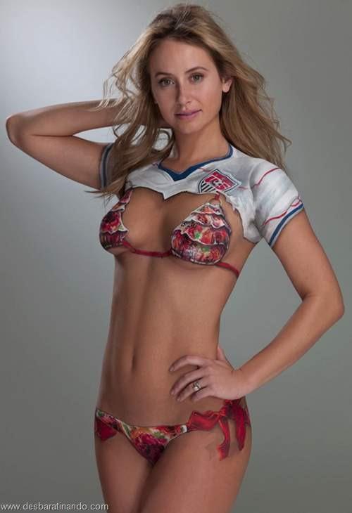 pintura corporal body art sexy hot lindas mulheres sensuais desbaratinando (27)