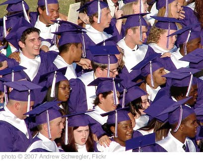 'Graduation' photo (c) 2007, Andrew Schwegler - license: http://creativecommons.org/licenses/by-sa/2.0/
