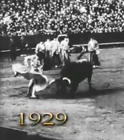 1929 Cuando los caballos 01