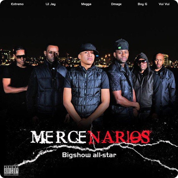 Os Mercenários - Big Show All Star